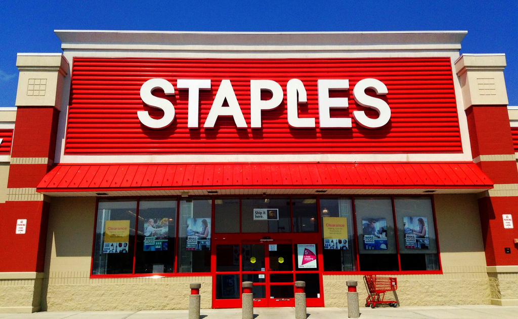 Staples Near Me Office Supplies Hours Amp Locations
