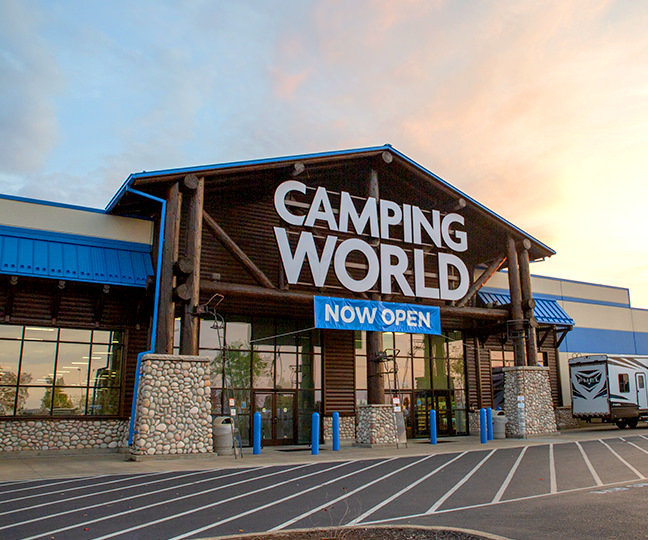 Camping World Near Me Nearest Rv Dealer Locations Stores
